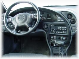 8-Ball Cockpit